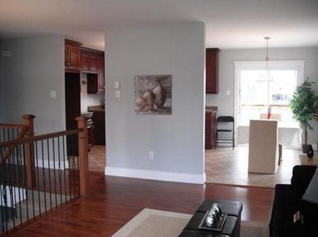 Nice 46 Attractive Split Level Living Room Ideas Split Foyer Remodel Bi Level Homes Living Room Remodel