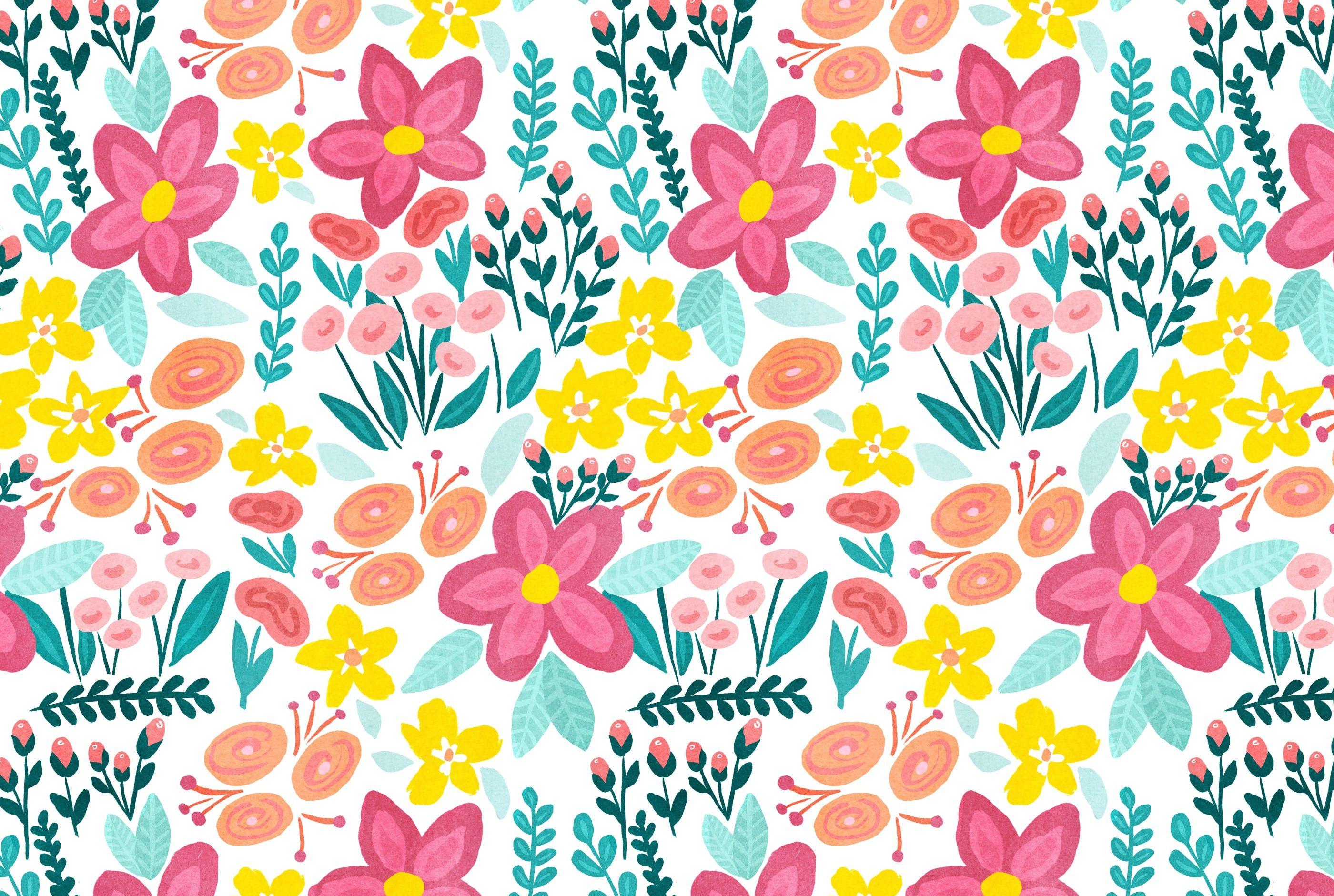 4 Free Summer Desktop Wallpapers May Designs Digital Wallpaper Wallpaper Cellphone Wallpaper