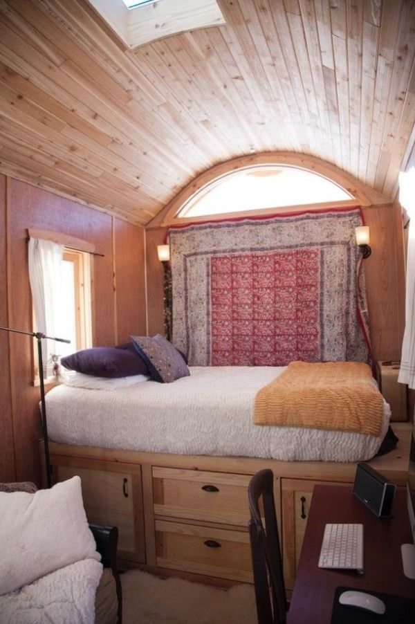 Zyl Vardos Tiny House For Sale B009