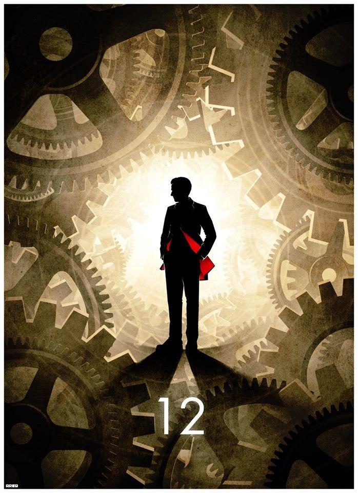 Doctor Who Shredding Through Time 3 iphone case