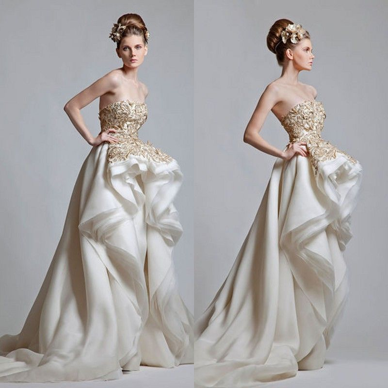 vestido de novia de Pnina Tornai | moda | Pinterest