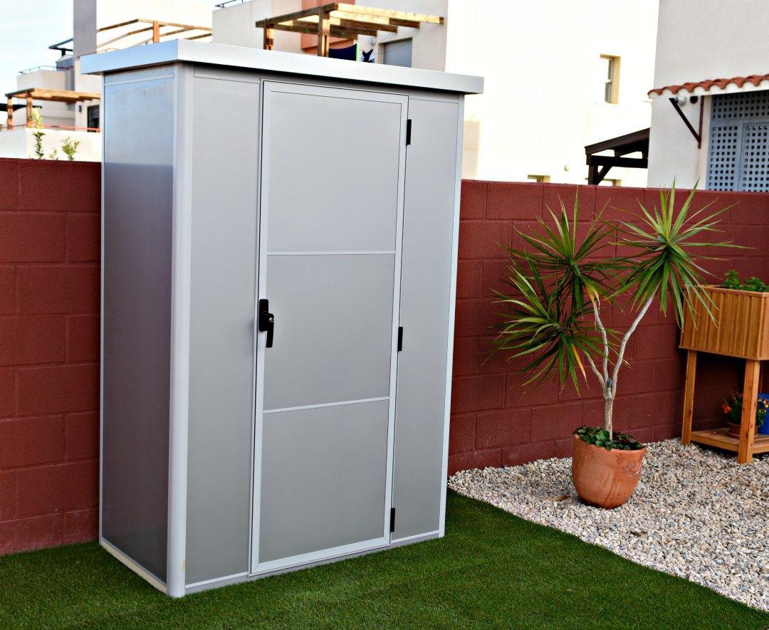 Armario prefabricado thermoestank armarios para exterior - Armario lavadora exterior ...