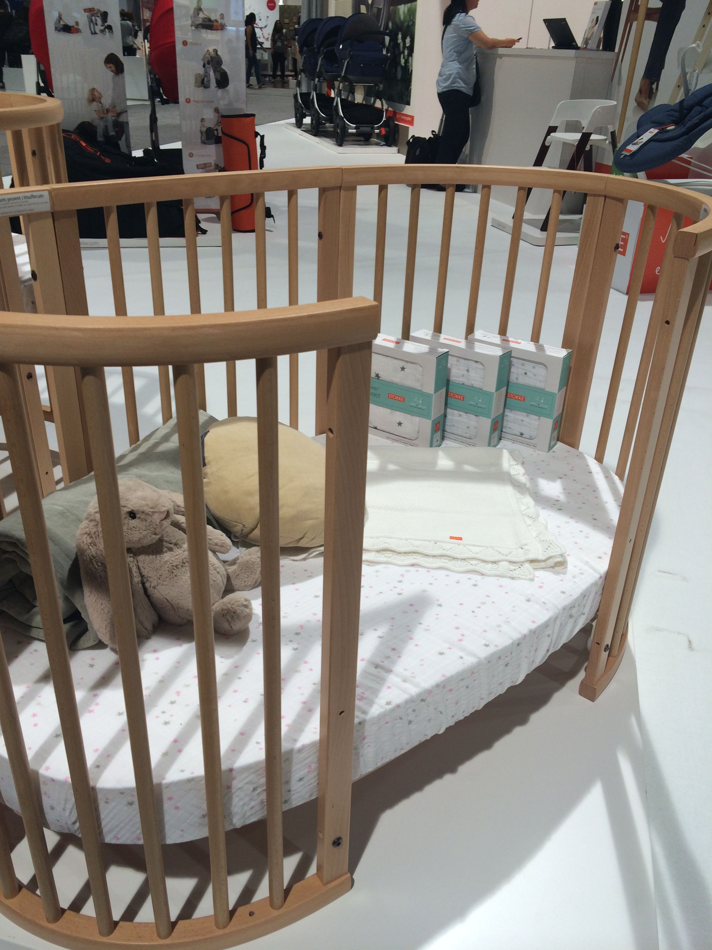 Modern Furniture Expo stokke sleepi crib grows with baby into toddler bed & junior bed