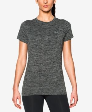 Under Armour Tech Twist T-Shirt - Black XS