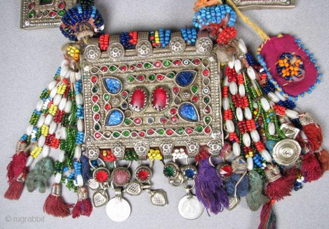 "Old ""Koochi"" (Pashtun) Jewelry from the Afghan/Pakistan Border Region."