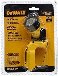Robot Check Led Work Light Dewalt Work Lights