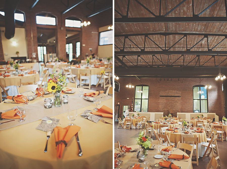 Charles River Museum Of Industry Reception Boston Wedding VenuesCharles
