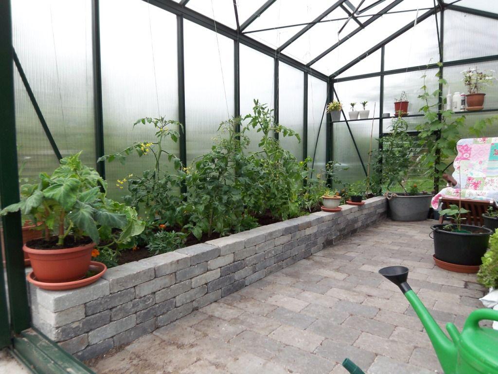 indretning drivhus