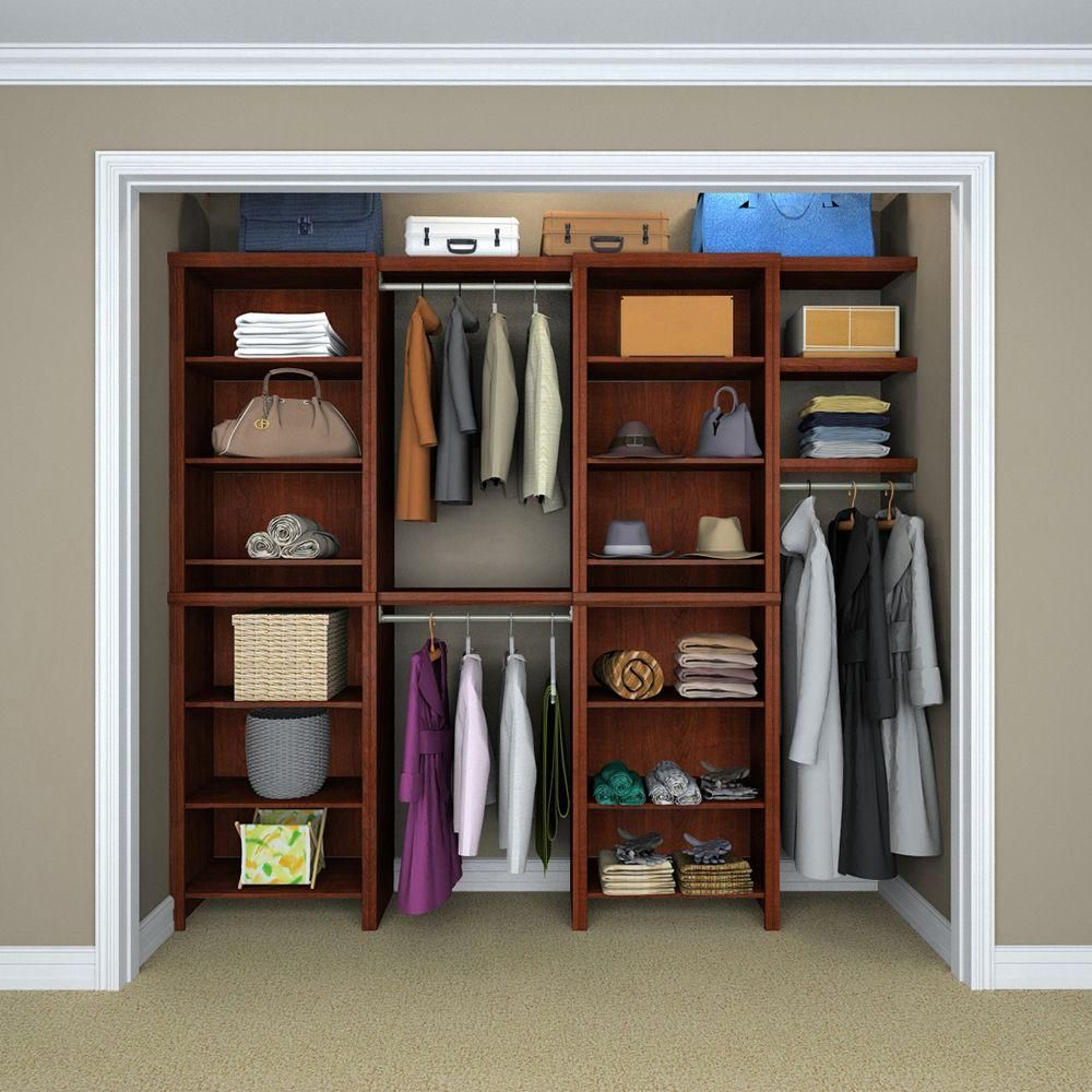 Home Depot Design Ideas: Pin On Closet Organizers