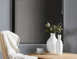 Embassy 1 Discount Mini Blinds 57 X 42 By Blindschalet 41 02 Custom Made Aluminum Mini Blinds Up Home Kitchens Home Decor Kitchen Window Treatments
