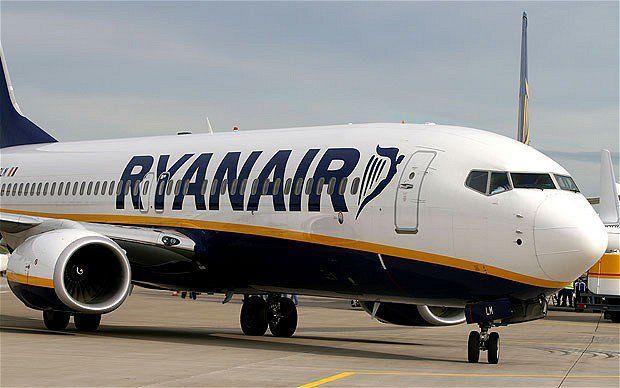 FlightMode: Ryanair: Περισσότερες πτήσεις από το Μάντσεστερ προς τα Χανιά το 2017