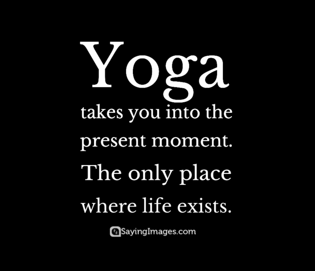 38 Yoga Quotes That Can Inspire You to Try It Out - SayingImages.com