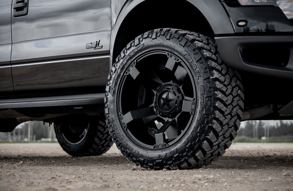 Ford SVT Raptor XD wheels off road wheels and tires