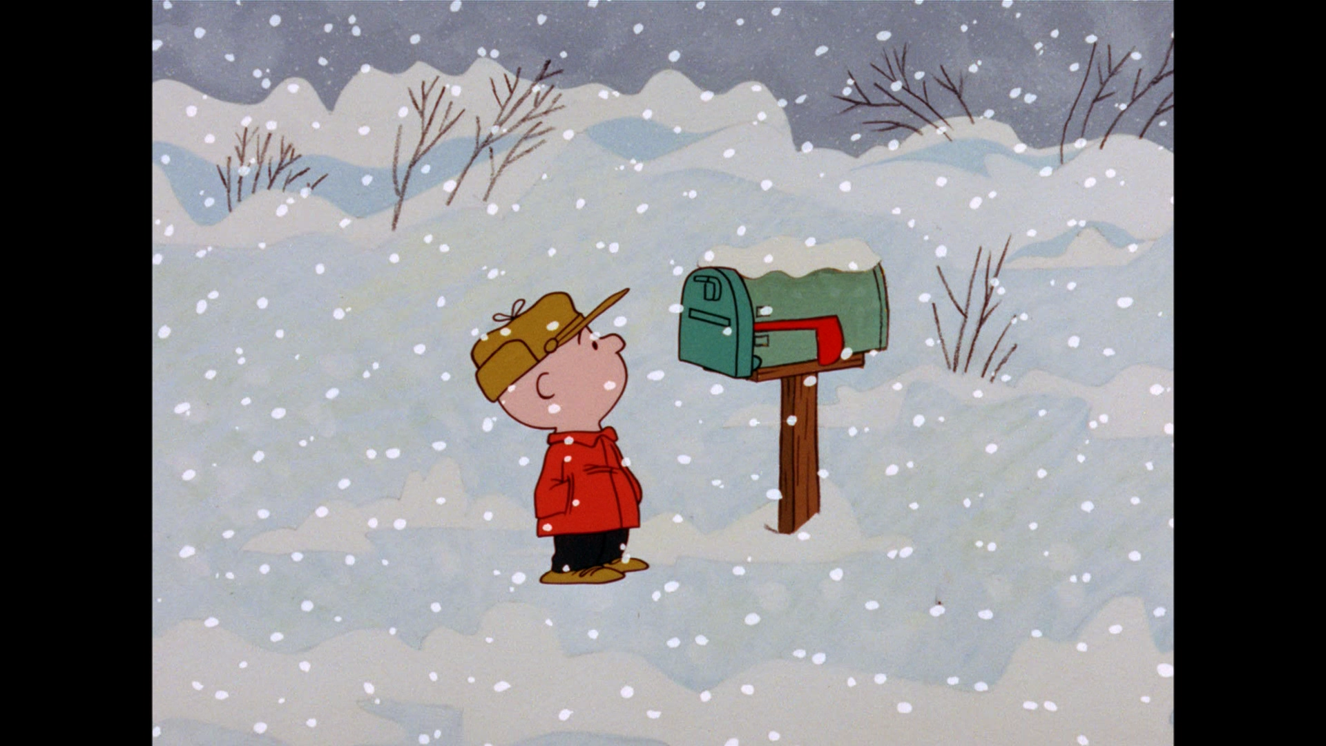 a charlie brown christmas - possible cover idea | December Daily ...