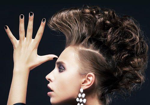 crazy hairstyles | 30 Wonderfully Crazy Hairstyles | CreativeFan