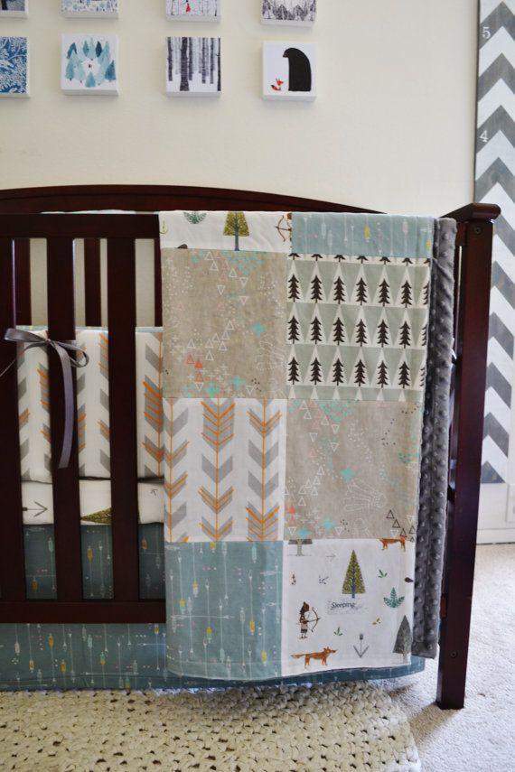 Baby Blanket Tribal Native American By Sleepinglakedesigns Nursery Indian Boy
