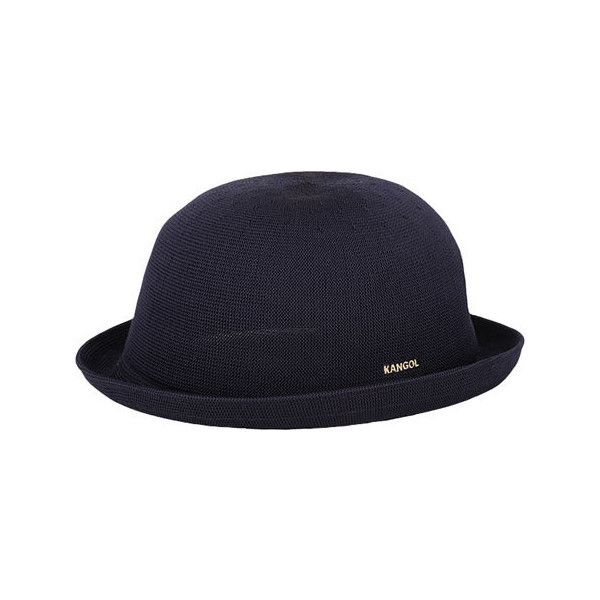 dbbf5233294 Kangol Tropic Bombin (175 BRL) ❤ liked on Polyvore featuring accessories