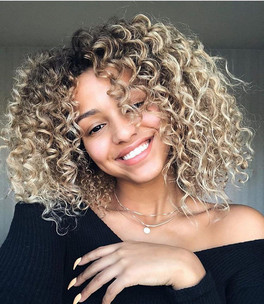 easy hairstyles for naturally curly hair hair pinterest