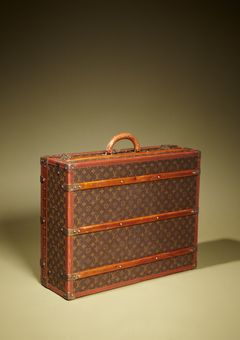 501b703a9203 Bucket list - I will own an entire set and a custom trunk of vintage Louis  Vuitton luggage that will reside comfortably in my private jet