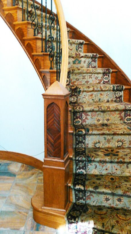 Oriental Rugs Interior Design Stair Runner Carpet Oriental