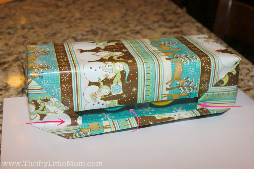 How To Wrap Gifts like a Pro 7