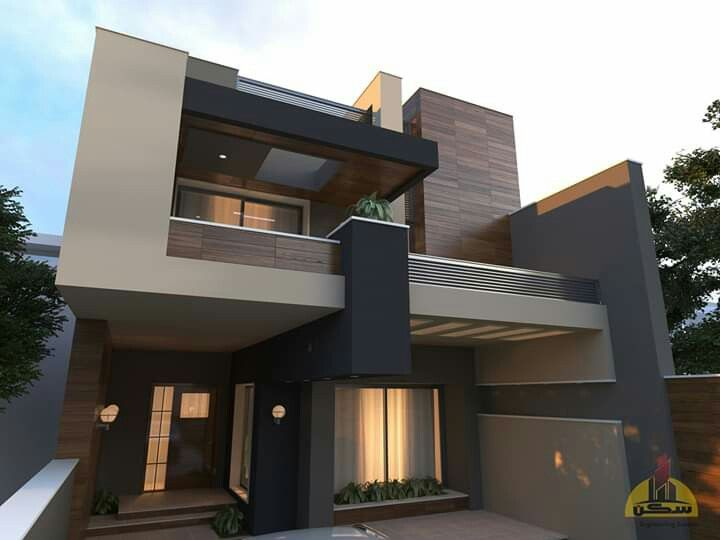 Pin By Mian Zahid On Dream House Modern Exterior House Designs