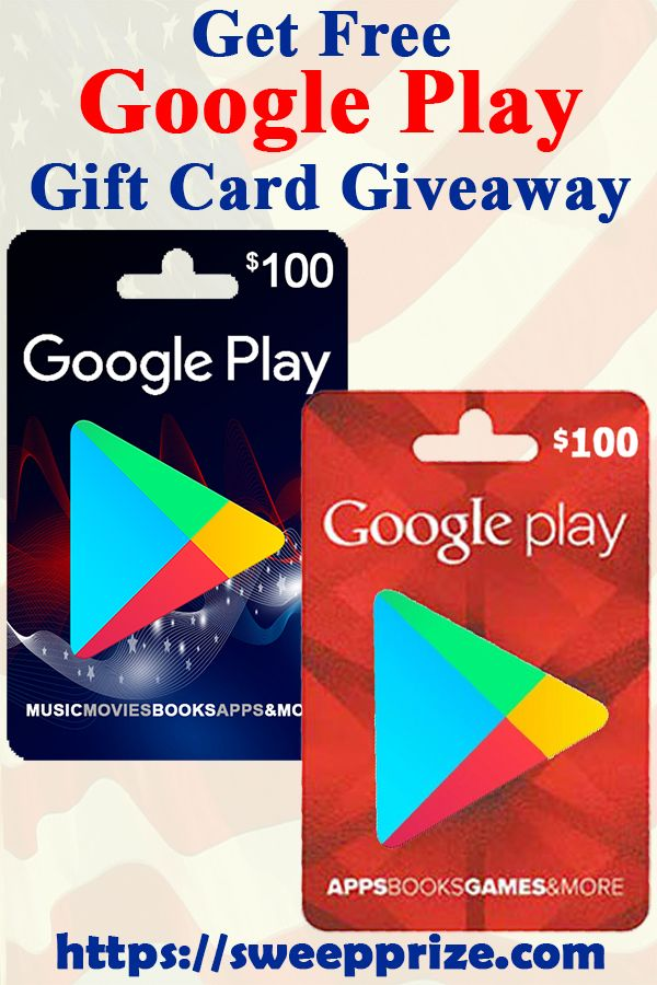 Google Play Gift Card Giveaway Get Free 100 Google Play Gift Cards Google Play Gift Card Amazon Gift Card Free Walmart Gift Cards