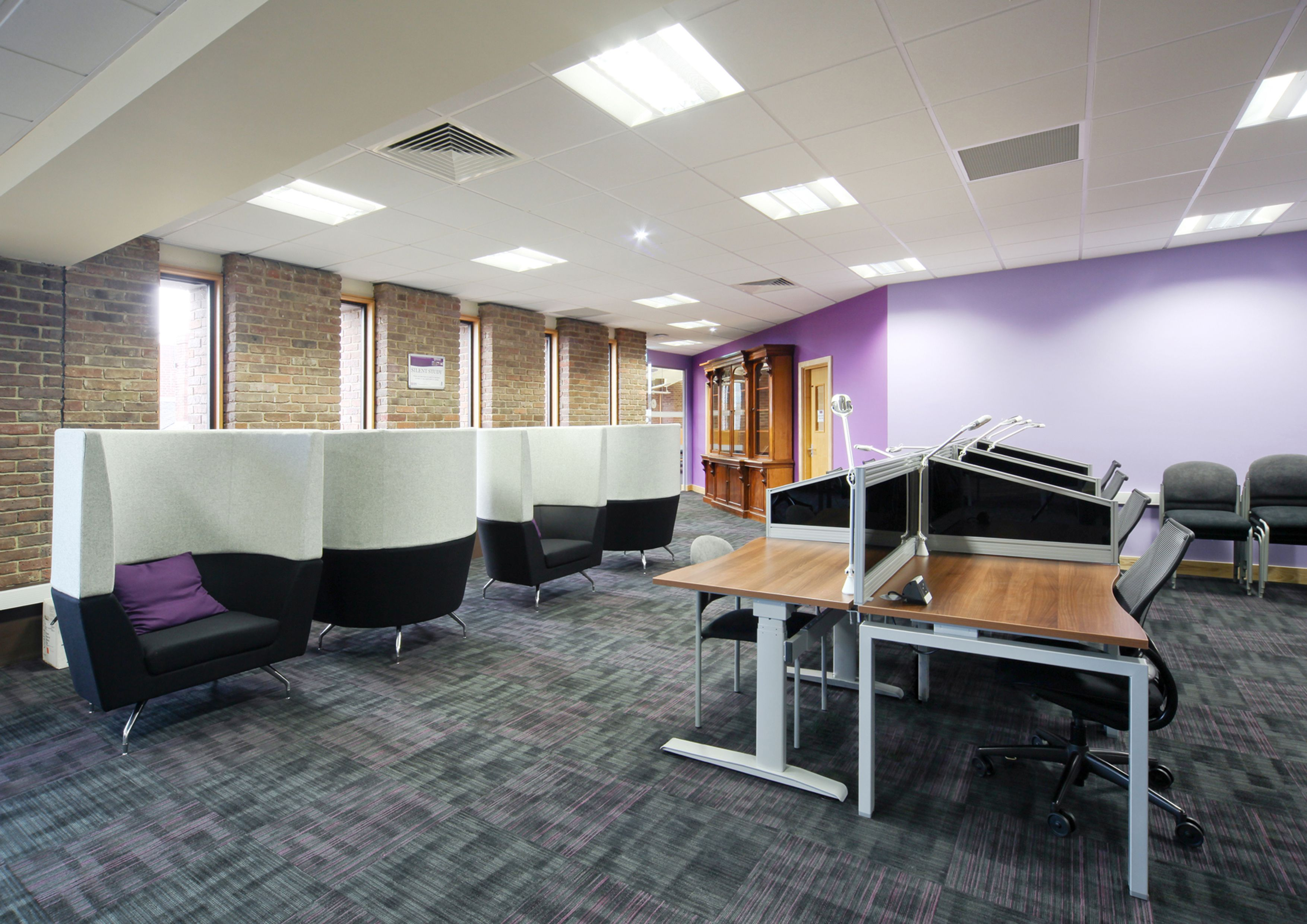 Robinson Library Newcastle University Case Study Broadstockcouk