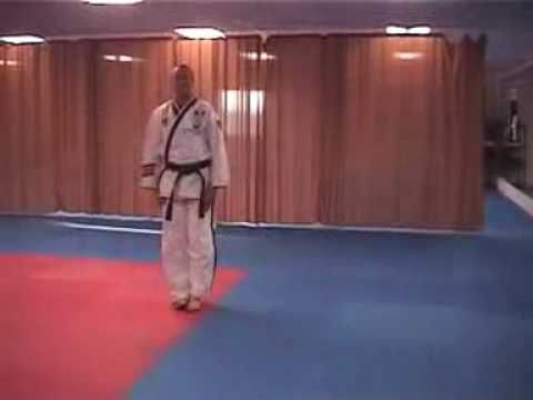 ▶ Sheldon Family Taekwondo ATA White Belt Form - YouTube