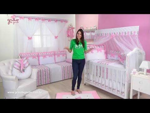 Decoracion de cuartos peque os para ni os recien nacidos - Decorar habitacion bebe nina ...