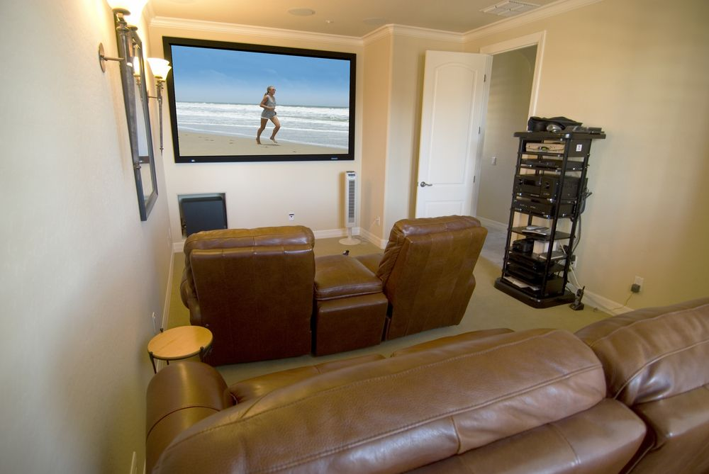 50+ Home Theater And Media Room Ideas Part 44