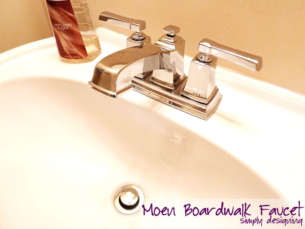How To Install A New Bathroom Faucet In A Pedestal Sink Moendiyer Small Bathroom Ideas On A Budget Kitchen Faucet Repair Bathroom Faucets