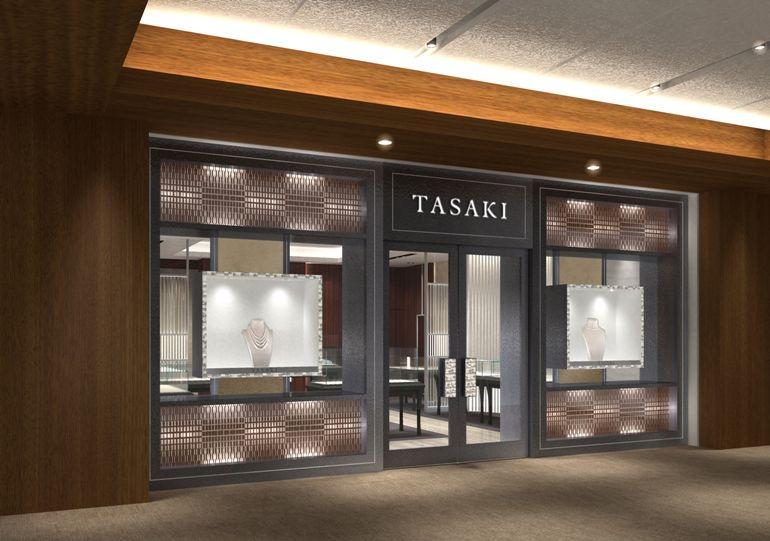 TASAKI Tokyo Midtown Store Galleria 1F Tokyo Midtown 9 7 4 Akasaka