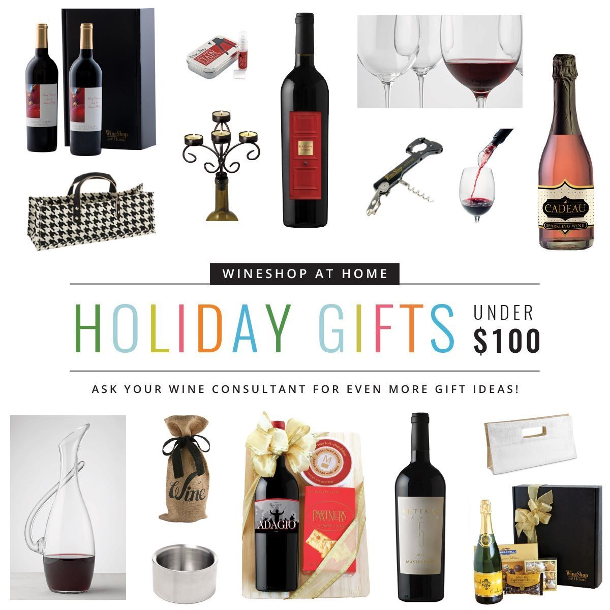 Pin by Shaz Wine Cellar on Holidays | Pinterest | Stocking stuffers ...