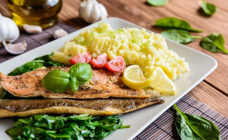 15 Receitas De Acompanhamento Para Peixe Para Uma Refeicao