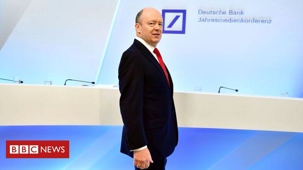 Deutsche Bank boss to step down amid continued losses