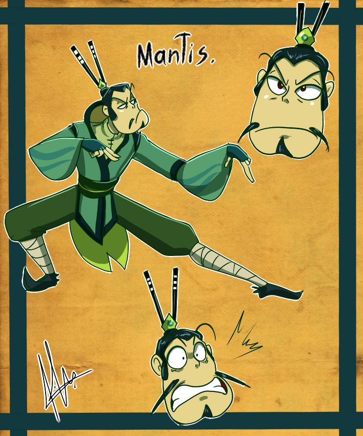 Tigress by Mayiay | Kung fu panda, Kung fu, Animation