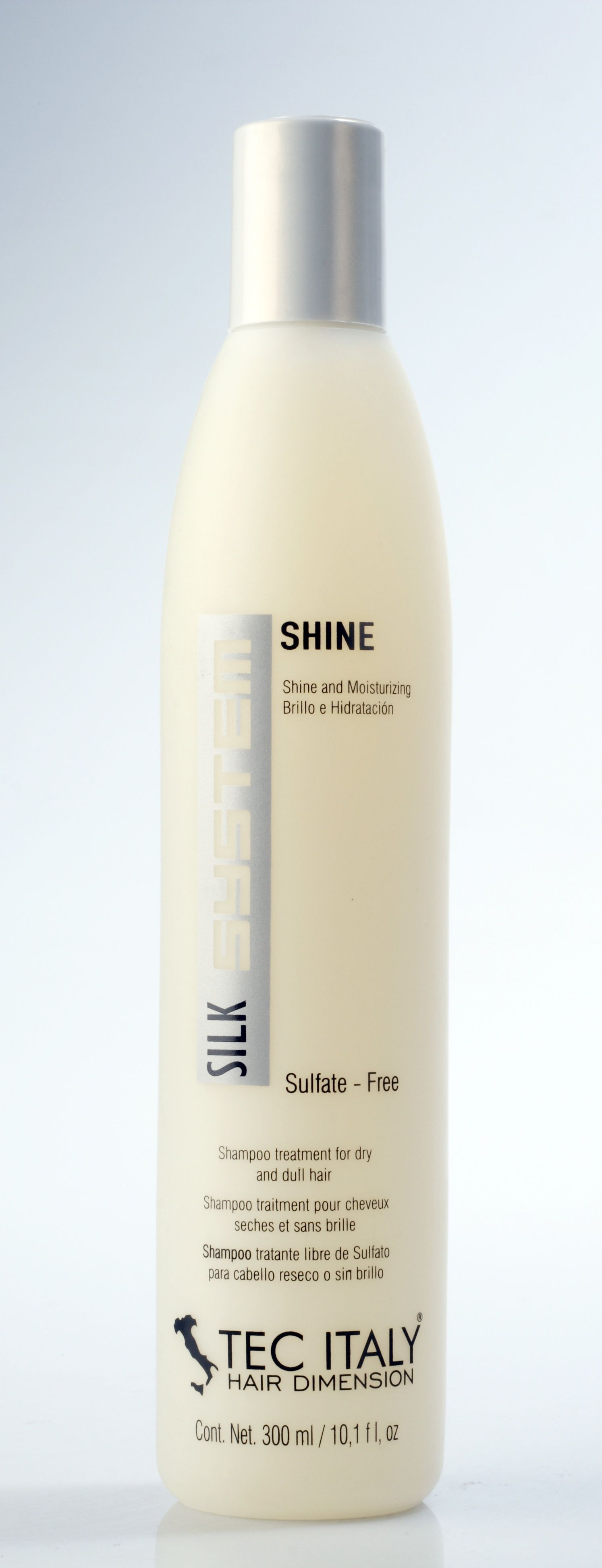 Pin on Tec Italy Silk System Shine Shampoo and Conditioner