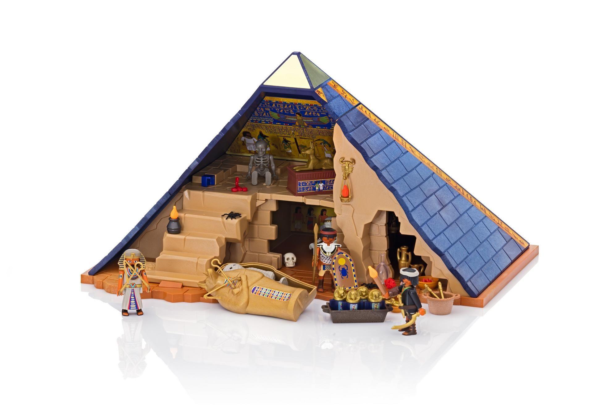 pir mide del fara n 5386 playmobil espa a egipto infantil 5 a os. Black Bedroom Furniture Sets. Home Design Ideas