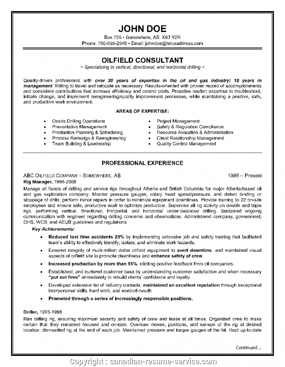 Oilfield Resume Examples, Oilfield Resume Examples , great