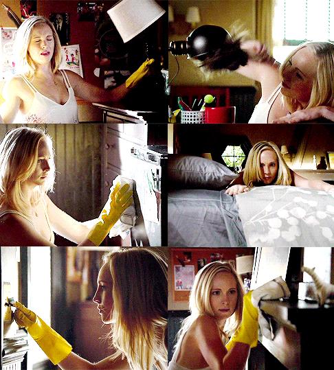 Caroline Forbes - The Vampire Diaries 5x12