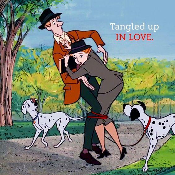 Love quote via www.Facebook.com/Disney