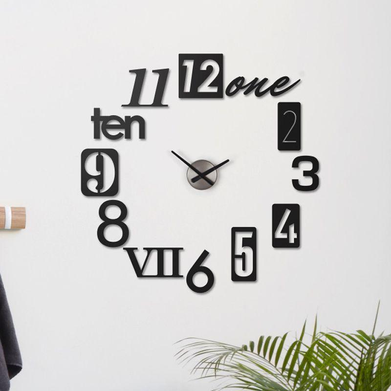 Reloj Original Pared Numbra Relojes De Pared Relojes Modernos Y Reloj