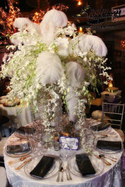 David Tutera Wedding Centerpieces Display For Disney S Fairy