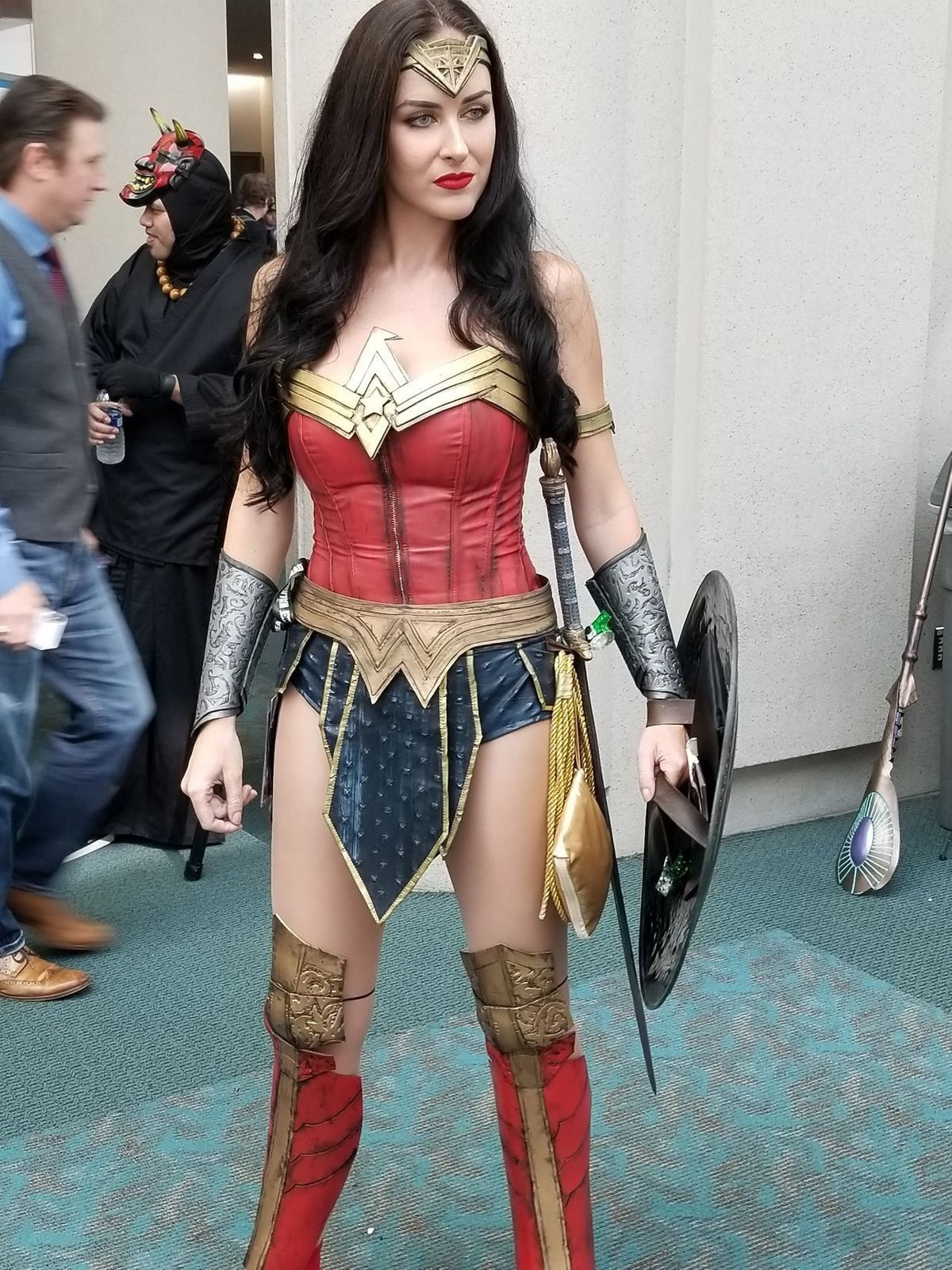 40 Of The Hottest Female Cosplay Costumes From The 2018 San Diego