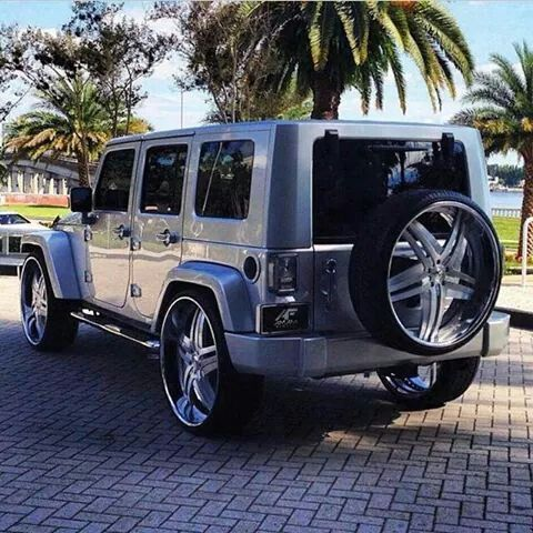 ♥ this jeep..