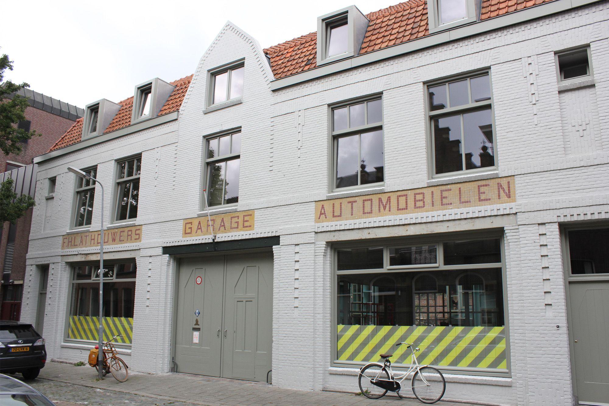 Hilberink Bosch Architecten , 158 Studio Boot Het Weckgebouw na renovatie.