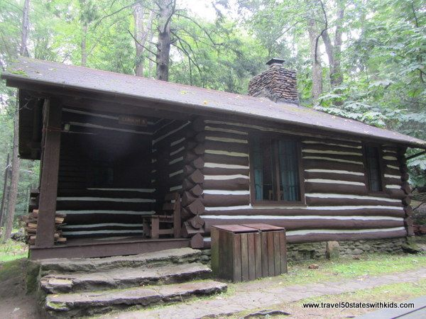 West Virginia Holly River State Park State Parks West Virginia River Cabin