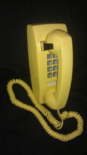 Details about Vintage Princess Bell System Push Button Phone