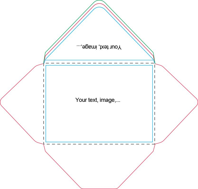 6 X 4 Envelope Template Avg Yahoo Search Results In 2020 With Regard To Envelope Template In 2021 Envelope Template Envelope Template Printable Mini Envelopes Template